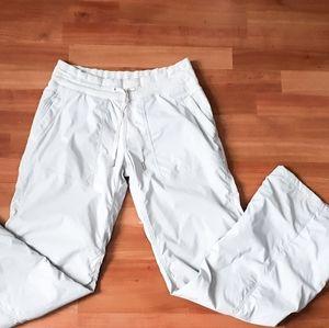 LULULEMON Dance Studio Lined Blurred Gray pants